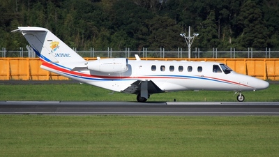 JA359C - Cessna 525A CitationJet 2 - Japan Aerospace Corporation