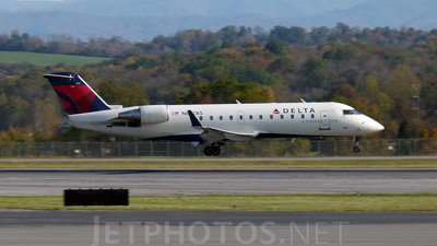 N852AS - Bombardier CRJ-200ER - Delta Connection (Atlantic Southeast Airlines)
