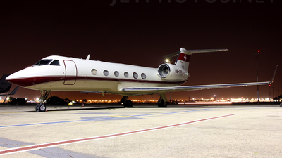 A picture of HBIWY - Gulfstream IV - [1176] - © Ido Wachtel - AirTeamImages
