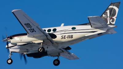 SE-IIB - Beechcraft C90 King Air - Private