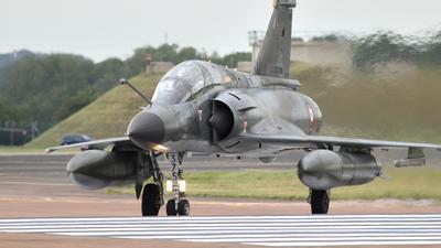 375 - Dassault Mirage 2000N - France - Air Force