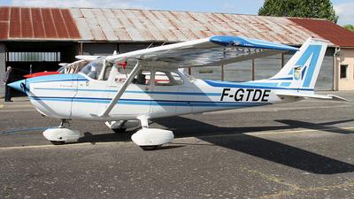 F-GTDE - Reims-Cessna F172L Skyhawk - Private