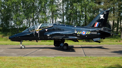 XX222 - British Aerospace Hawk T.1A - United Kingdom - Royal Air Force (RAF)
