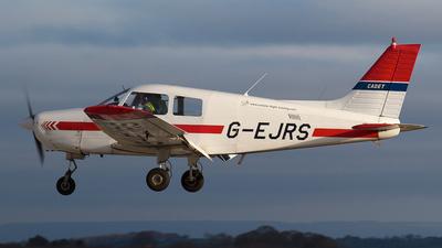 A picture of GEJRS - Piper PA28161 - [2841115] - © David Blaker