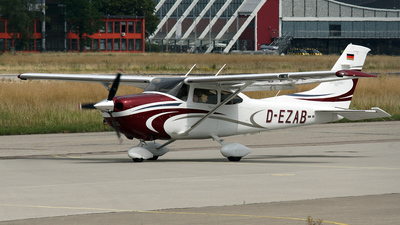 D-EZAB - Cessna 182T Skylane - Private