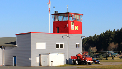 EDGB - Airport - Control Tower