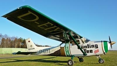 D-EIYJ - Reims-Cessna F172N Skyhawk II - Flieger Club Leer