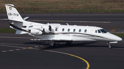 YR-TYA - Cessna 560XL Citation XLS Plus - Private