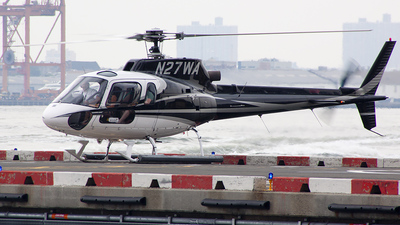 A picture of N27WA - Airbus Helicopters H125 - [2792] - © BT777