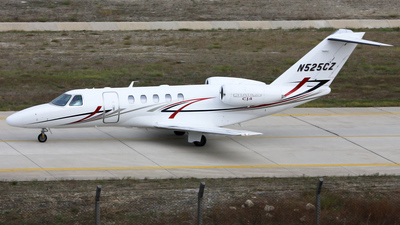 N525CZ - Cessna 525C CitationJet 4 - Cessna Aircraft Company