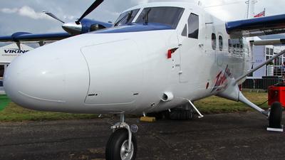 HB-LPY - Viking DHC-6-400 Twin Otter - Zimex Aviation