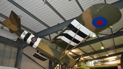 TJ569 - Auster 5 - United Kingdom - Army Air Corps