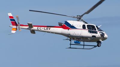 EC-LBV - Eurocopter AS 350B3 Ecureuil - Inaer