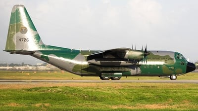 4726 - Lockheed C-130H Hercules - Philippines - Air Force