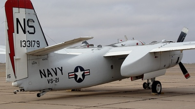 N5470C - Grumman S-2F-1 Tracker - United States - US Navy (USN)