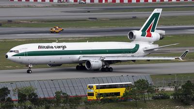 EI-UPO - McDonnell Douglas MD-11(F) - Alitalia Cargo