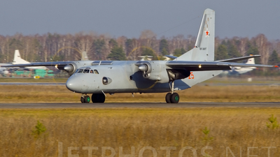 RF-36017 - Antonov An-26KPA - Russia - Air Force