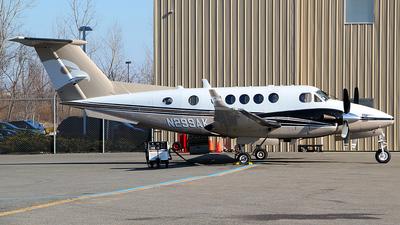 N299AK - Beechcraft B200 Super King Air - Talon Air