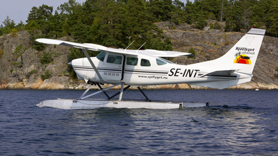 SE-INT - Cessna U206D Super Skywagon - Grafair