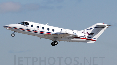 N394BB - Raytheon Hawker 400XP - Private