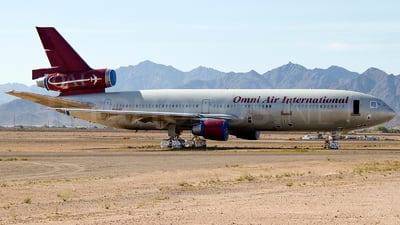 N621AX - McDonnell Douglas DC-10-30(ER) - Omni Air International (OAI)