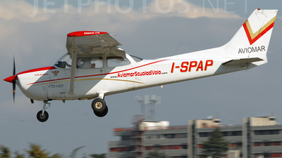 I-SPAP - Reims-Cessna F172N Skyhawk II - Private