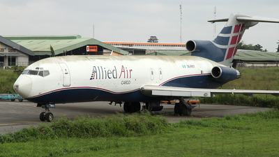 5N-RKY - Boeing 727-217(Adv)(F) - Allied Air Cargo