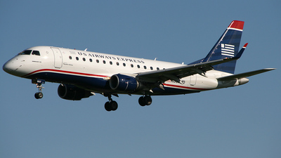N807MD - Embraer 170-100SU - US Airways Express (Republic Airlines)