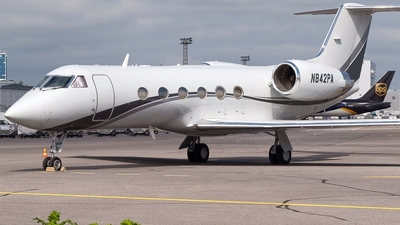 N842PA - Gulfstream G-IV - Private