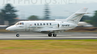 XA-NTE - Raytheon Hawker 800XP - Private