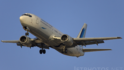 5Y-BZL - Boeing 737-4B7 - Jubba Airways
