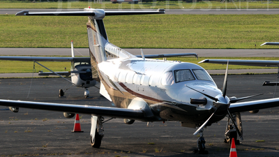 A picture of N640MY - Pilatus PC12/45 - [640] - © Agustin Anaya