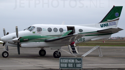 PR-URS - Beechcraft C90GTi King Air - UniAir