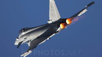 C.16-25 - Eurofighter Typhoon EF2000 - Spain - Air Force