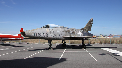 54-2239 - North American F-100D Super Sabre - United States - US Air Force (USAF)