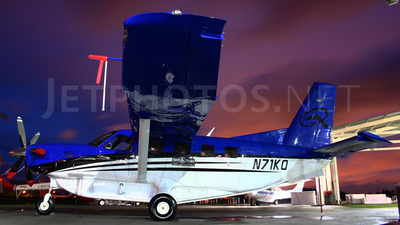 N71KQ - Quest Aircraft Kodiak 100 - Private