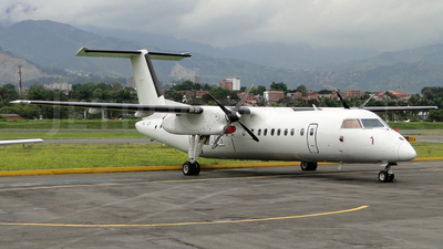 PNC-0259 - Bombardier Dash 8-311 - Colombia - Police