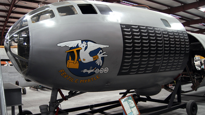 N91329 - Boeing B-29 Superfortress - Private