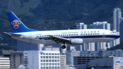 Boeing 737-3Q8 - China Southern Airlines