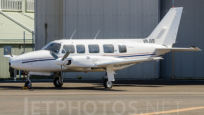 VH-JVD - Piper PA-31-350 Chieftain - Private