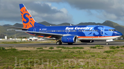 N713SY - Boeing 737-7Q8 - Sun Country Airlines
