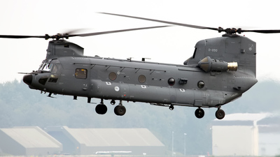 D-890 - Boeing CH-47F Chinook - Netherlands - Royal Air Force