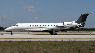 N904FL - Embraer ERJ-135BJ Legacy - Flight Options