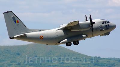 2703 - Alenia C-27J Spartan - Romania - Air Force