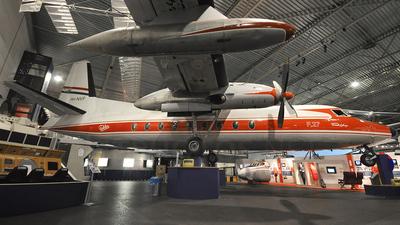 PH-NVF - Fokker F27-100 Friendship - Fokker