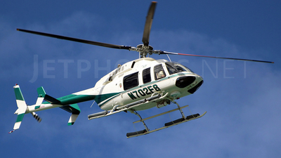 N702FS - Bell 407 - Private