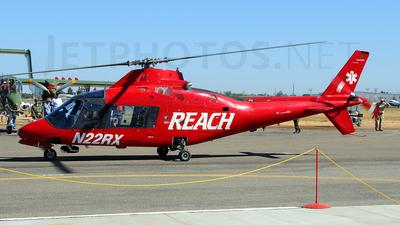 A picture of N22RX - AgustaWestland AW109 - Reach Air Medical Services - © W.A. Kazior