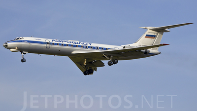RA-65965 - Tupolev Tu-134A - Russia - Air Force