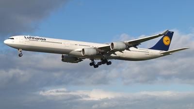 D-AIHR - Airbus A340-642 - Lufthansa