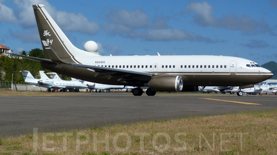 N88WR - Boeing 737-79U(BBJ) - Private